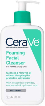 CeraVe Foaming Facial Cleanser   355ml