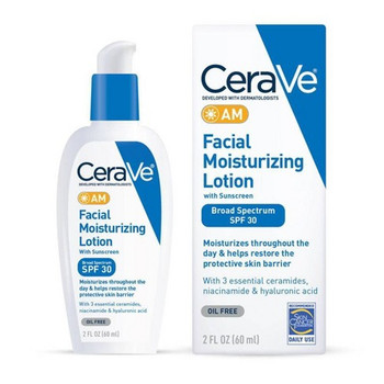 CeraVe Facial Moisturizing Lotion SPF 30 - Day/Jour | 89ml