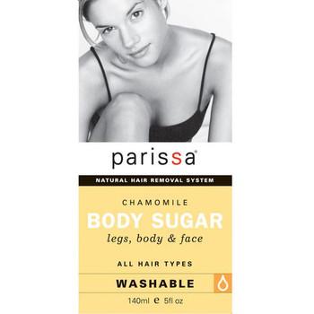 Parissa Chamomile Body Sugar - Legs, Body  & Face - Washable | 140ml