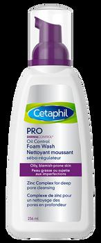 Cetaphil PRO DermaControl Oil Control Foam Wash - Oily Skin | 236 ml