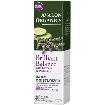 Avalon Organics Lavender Daily Moisturizer | 57 g