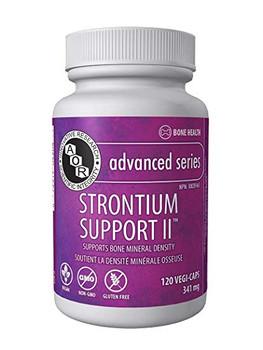 AOR Strontium Support II | 120 Vegi-Caps