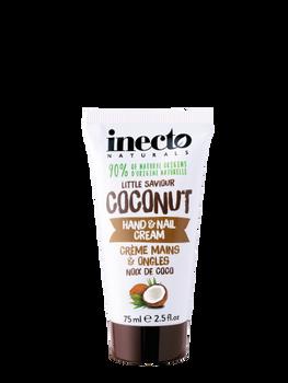 Inecto Naturals Little Saviour Coconut Hand & Nail Cream   75 ml