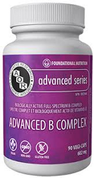 AOR Advanced B Complex 90