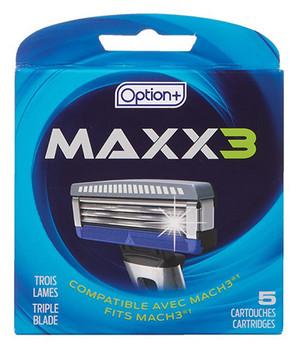 Option+ Maxx 3 Refill | 5 Cartridges