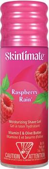 Schick Skintimate Raspberry Rain Moisturizing Shave Gel | 198 g