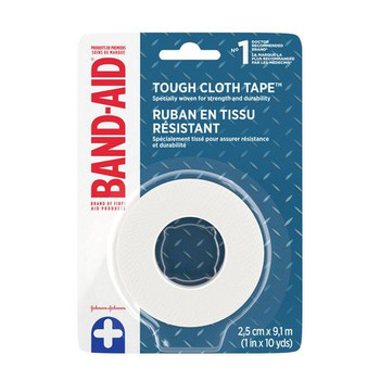 Band-Aid Cloth Tape 2.5cm x 9.1m