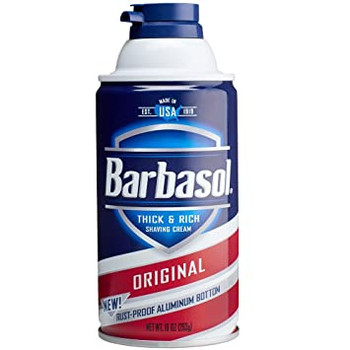 Barbasol Original Thick & Rich Shaving Cream | 312 g