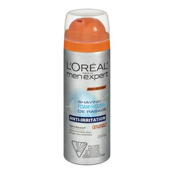L'Oréal Men Anti-Irritation Shave Mousse | 194 g