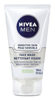 Nivea Men Sensitive Skin Face Wash | 150 ml