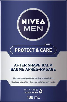 Nivea Men Protect & Care After Shave Balm with Aloe Vera | 100 ml