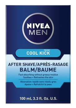 Nivea Men Cool Kick After Shave Balm |  100 ml