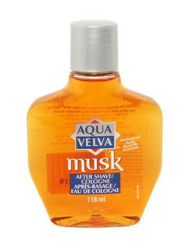 Aqua Velva Musk After Shave/Cologne | 118 ml