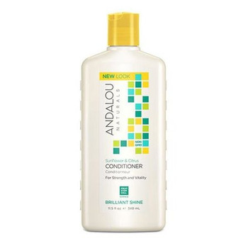 Andalou Naturals Sunflower & Citrus Conditioner for Strength & Vitality | 340 ml