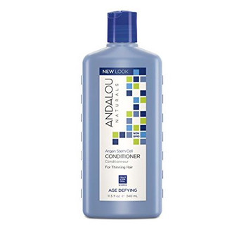 Andalou Naturals Argan Stem Cell Conditioner for Thinning Hair | 340 ml