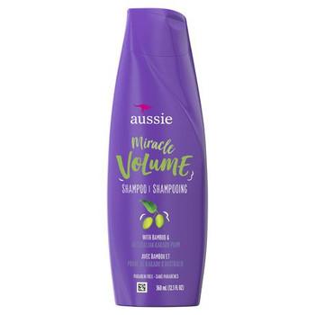 Aussie Miracle Volume Shampoo with Bamboo & Australian Kakadu Plum | 360 ml