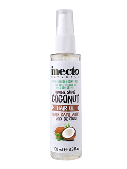 Inecto Naturals Divine Shine Coconut Hair Oil | 100 ml