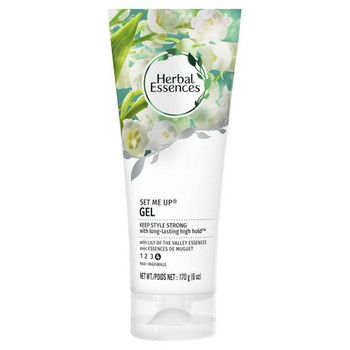 Herbal Essences Set Me Up Styling Gel - Maximum Hold (4) | 170 g