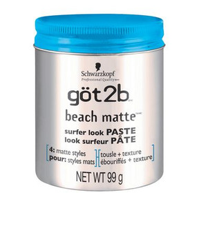 Göt2b Beach Matte Surfer Look Hair Paste | 99 g