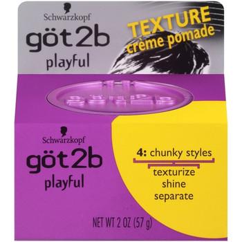 Göt2b Playful Texturizing Cream Pomade | 57 g