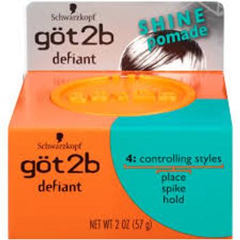 Göt2b Defiant Shine Pomade | 57 g
