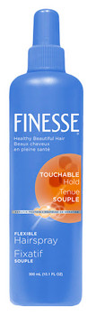 Finesse Touchable Hold Flexible Hairspray - Pump | 300 ml