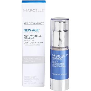Marcelle New Age Precision Eye + Lip Contour Cream - Anti-Wrinkle + Firming | 15 ml