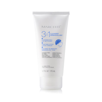 Marcelle 3 in 1 Cleanser | 170 ml