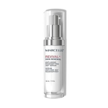Marcelle Revival+ Skin Renewal Anti Aging Redensifying 360° Serum   30 ml