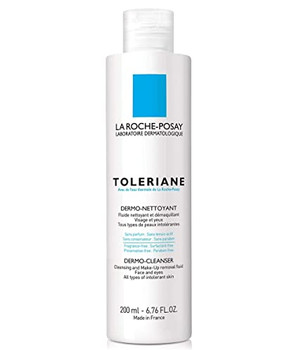 La Roche-Posay Toleriane Dermo-Cleanser - Cleasing & Make Up Removal Fluid | 200 ml
