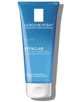 La Roche-Posay Effaclar Purifying Foaming Gel Cleanser for Oily Skin | 200 ml