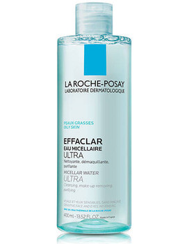La Roche-Posay Effaclar Micellar Water for Oily Skin | 400 ml
