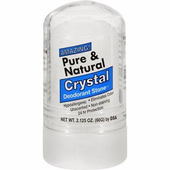 DSA Pure & Natural Crystal Deodorant Stone | 60 g
