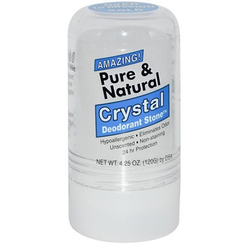 DSA Pure & Natural Crystal Deodorant Stone | 120 g