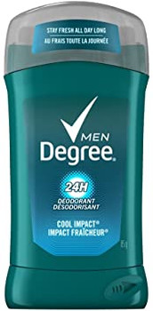 Degree Men 24H Deodorant - Cool Impact | 85 g