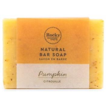 Rocky Mountain Soap Co.  Natural Bar Soap - Pumpkin   100 g