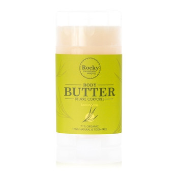 Rocky Mountain Soap Co. Lemongrass Body Butter | 55 mL