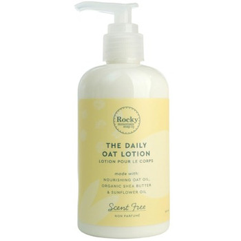 Rocky Mountain Soap Co. The Daily Oat Lotion - Scent Free | 240 mL