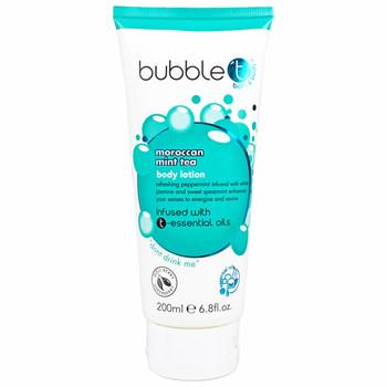 Bubble t Moroccan Mint Tea Body Lotion   200 ml