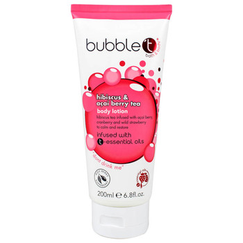 Bubble t Hisbiscus & Açai Berry Tea Body Lotion