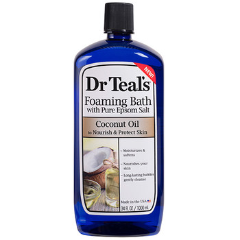 Dr Teal's Coconut Oil Foaming Bath with Pure Epsom Salt | 1 L