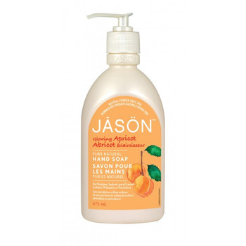 Jasön Glowing Apricot Hand Soap | 473 ml