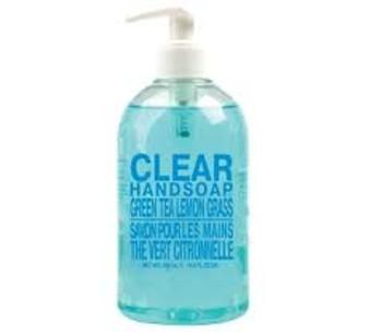 Clear Body Wash Green Tea Lemon Grass | 500 ml