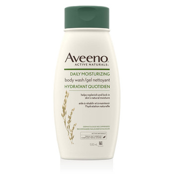 Aveeno Daily Moisturizing Body Wash | 354 ml