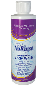 No Rinse Moisturizing Body Wash | 236 ml