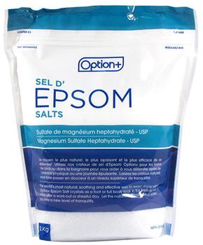 Option+ Epsom Salts | 2 kg