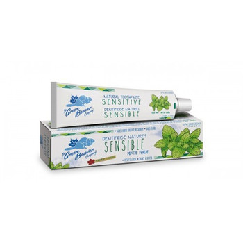 Green Beaver Sensitive Teeth Natural Toothpaste | 75 mL