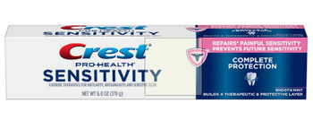 Crest Sensitivity Complete Protection Toothpaste