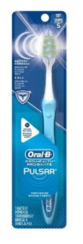 Oral-B Pro Health Pulsar Battery Powered Toothbrush | Soft