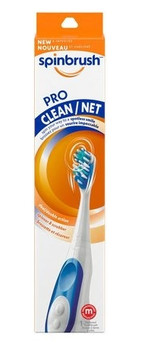 Arm & Hammer Spinbrush Daily Clean Powered Toothbrush   Medium